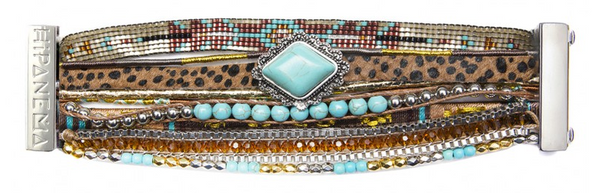 Hipanema Brownwild Bracelet