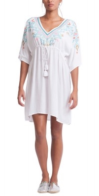 Hipanema Desert White Coverup