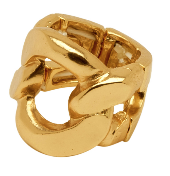 Link Stretch Ring