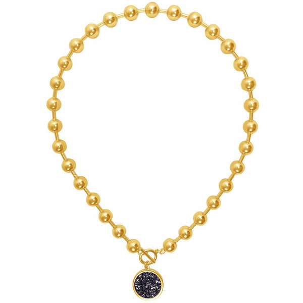 Louna Necklace gold