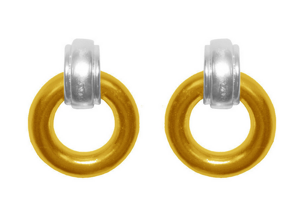 mixed rings earrings