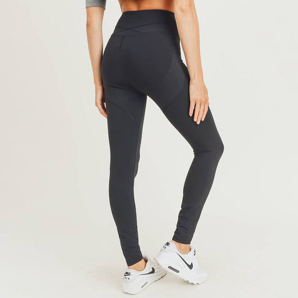Mono B Booty-Pop Highwaist Leggings