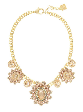 Perfect Petal Stal Necklace