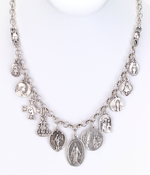 Religious Charm Turkish Necklace