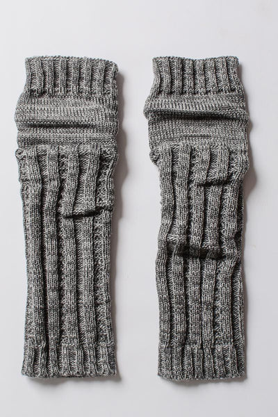 Ribbed Arm Warmers