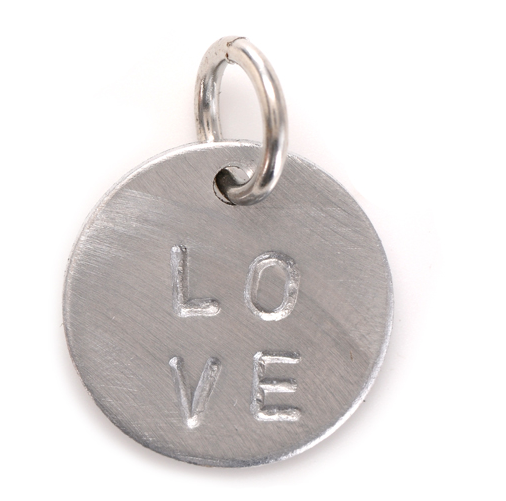 LOVE Disc - Silver or Gold