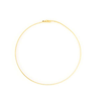 Simple Edgy Chic Choker Necklace