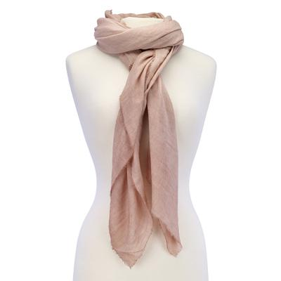 Soft Solid Scarf beige