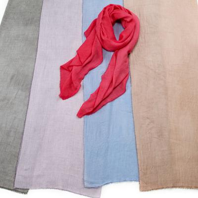 Soft Solid Scarf