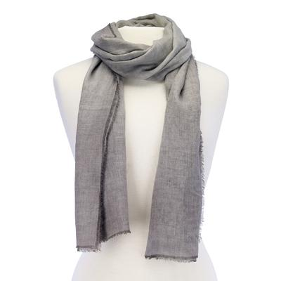 Soft Solid Scarf grey