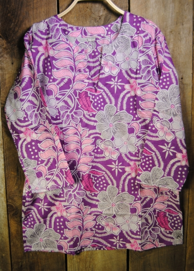 Tunic Honolulu in Pink