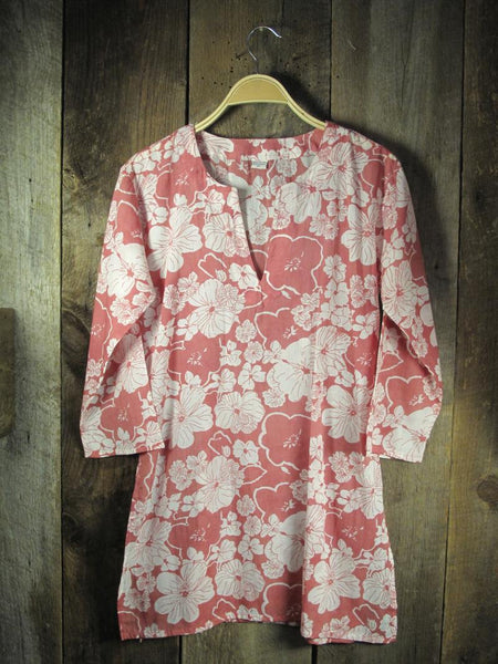 Tunic in Rose Pink