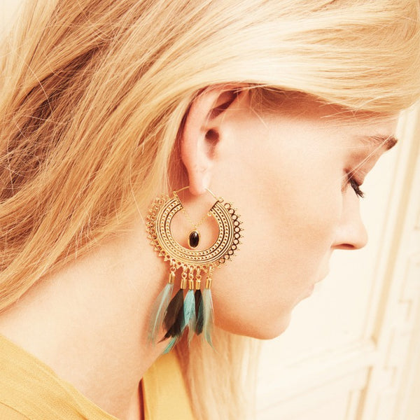 Hipanema Adore Earrings gold