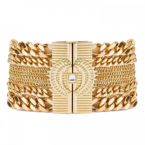Hipanema Agyness Gold Women's Bracelet