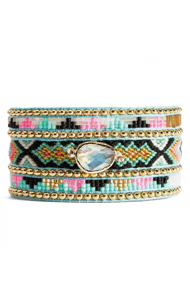 Hipanema Amy-Twin Women's Bracelet