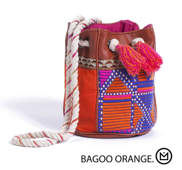 Amenapih Bagoo Bag Orange