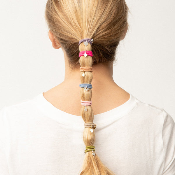 Boss Babe Elastic Hair Tie and Bracelet By Lilla