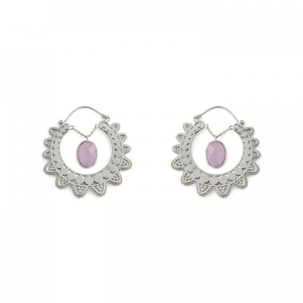 Hipanema Colombe Silver Earrings