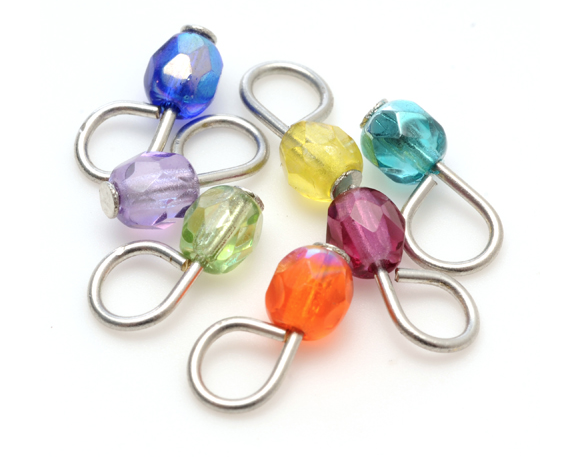 Color Bead Charm