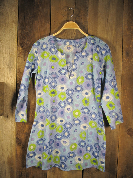 Cotton Tunic Top Daisy Baby
