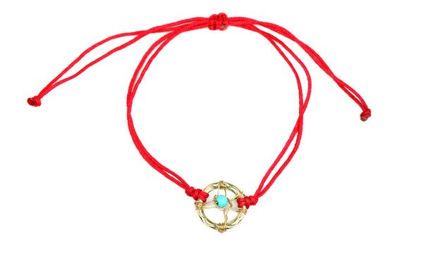Dreamcatcher Friendship Bracelet - Small