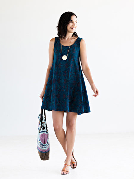 Bellini Dress Teal