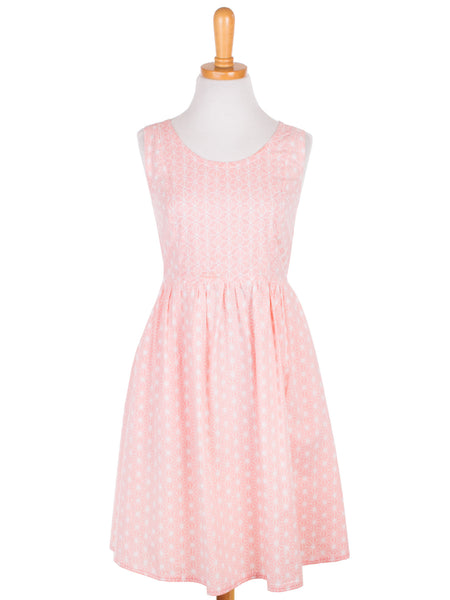 Craft Tradition Peach Dress
