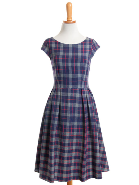 Devonshire Dress Plaid