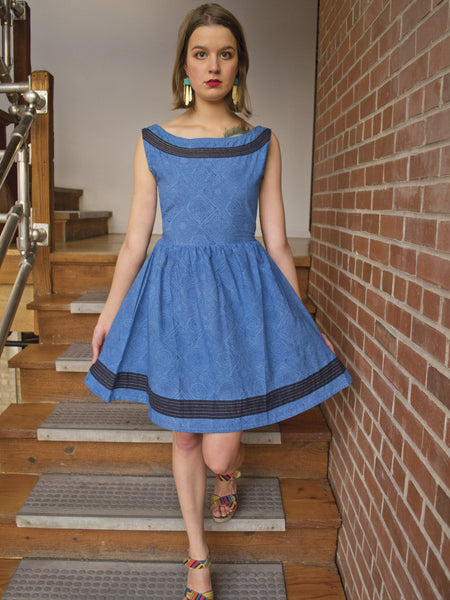Marketplace Blue Dress