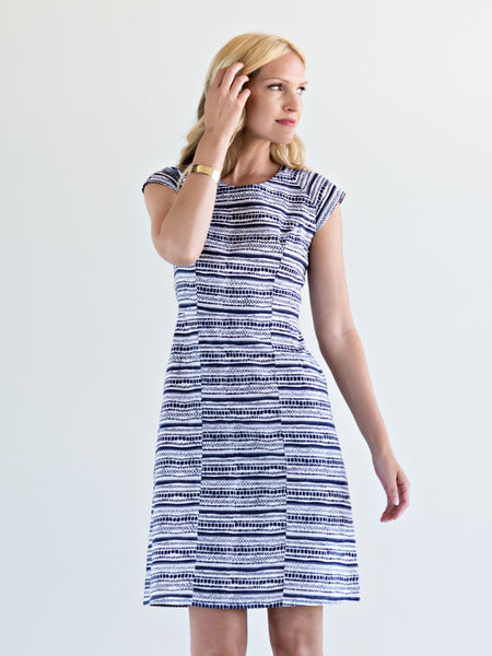 Mata Traders Sienna Dress Navy