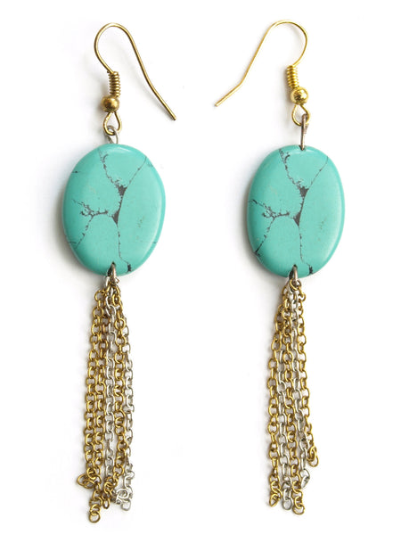Bedrock Earrings - Girl Intuitive