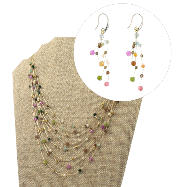 Handmade Jewelry Gift Set in Celebration