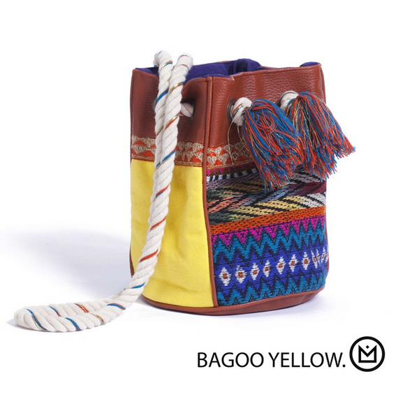 Hipanema Bagoo Bag Yellow