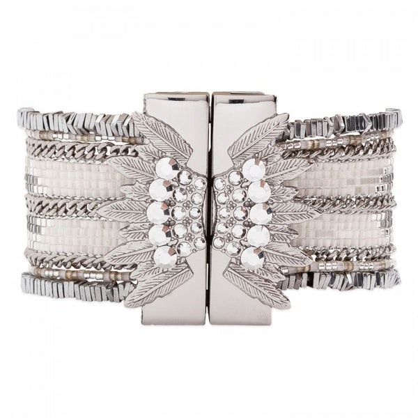 Hipanema Eternity Bracelet Silver