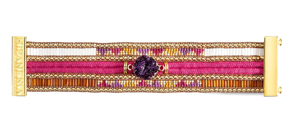 Hipanema Purplerain Bracelet