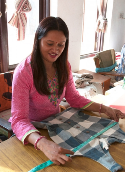 fair trade women's cooperative in Nepal