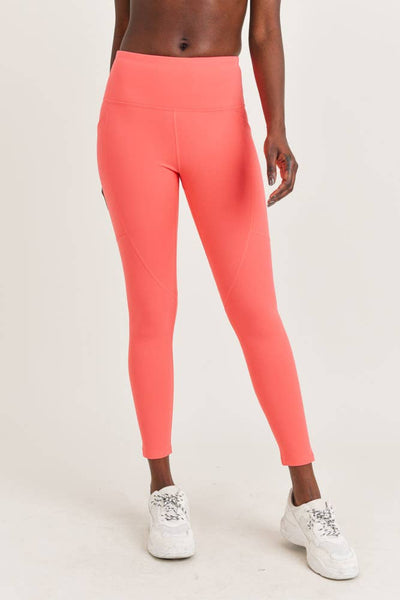 Mono B Essential Thermal Highwaist Leggings with Pockets
