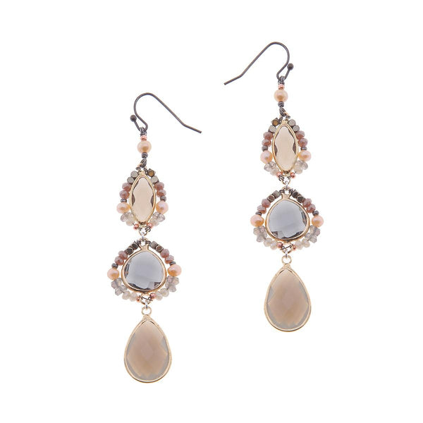 Nakamol Elyula Drop Earrings