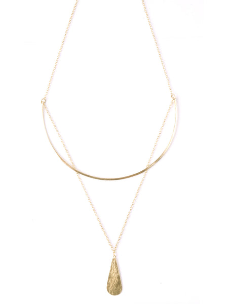 Venetian Necklace Gold