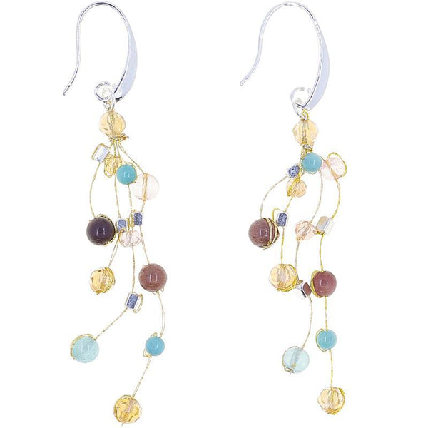 Rehena earrings sunrise