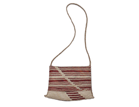 'ROUGE ROYAL'  MOROCCAN KILIM BAG