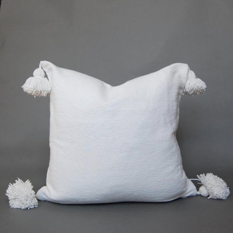 'Lee'  Moroccan Sabra Silk Pillow