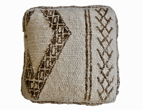 'Mar Mar' Moroccan Floor Pillow
