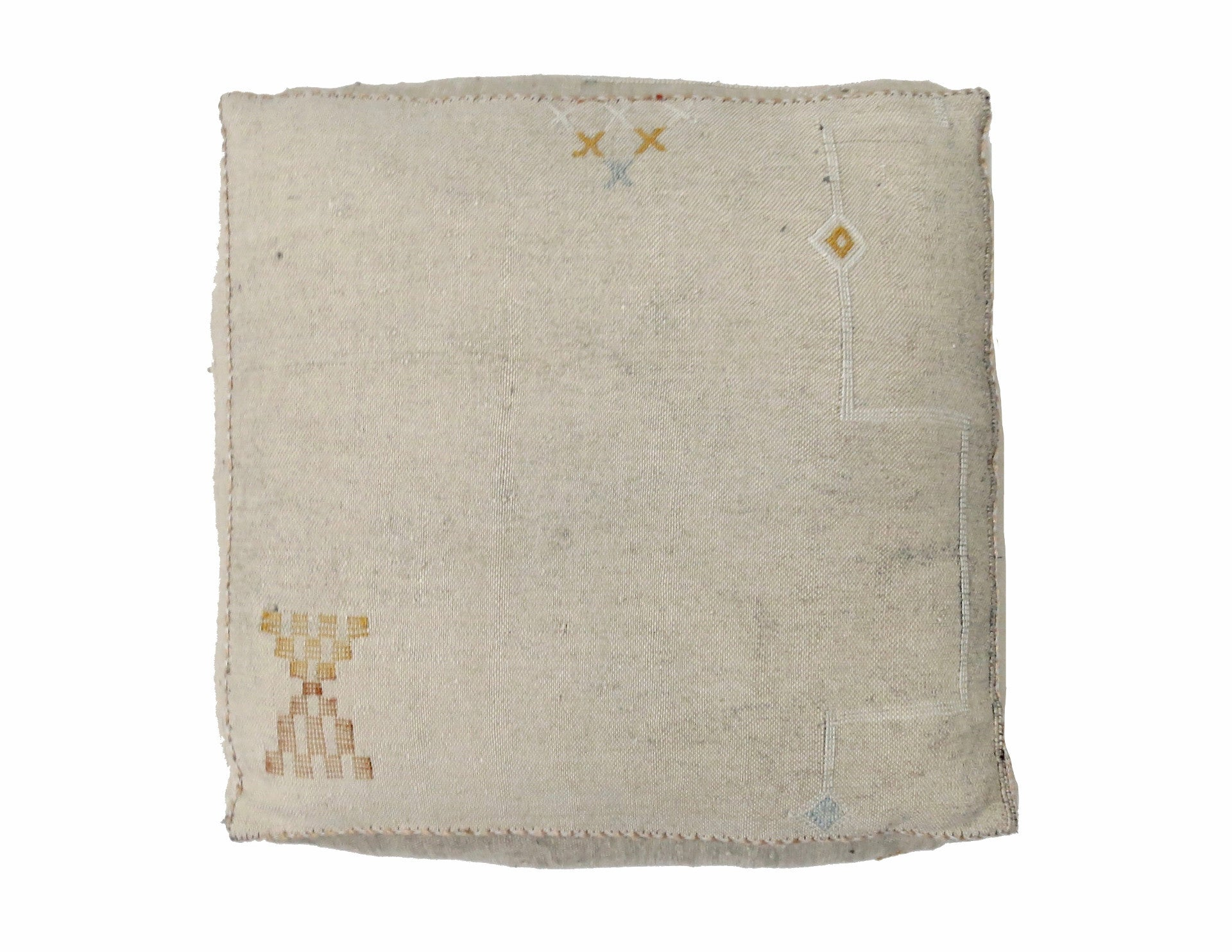 'Tetris' Moroccan Floor Pillow - Maven Collection