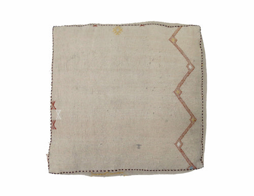 'Alpine' Moroccan Floor Pillow - Maven Collection