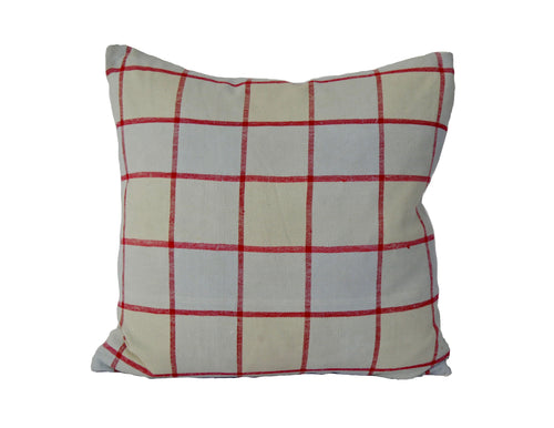 'Captain'  Vintage Haik Pillow