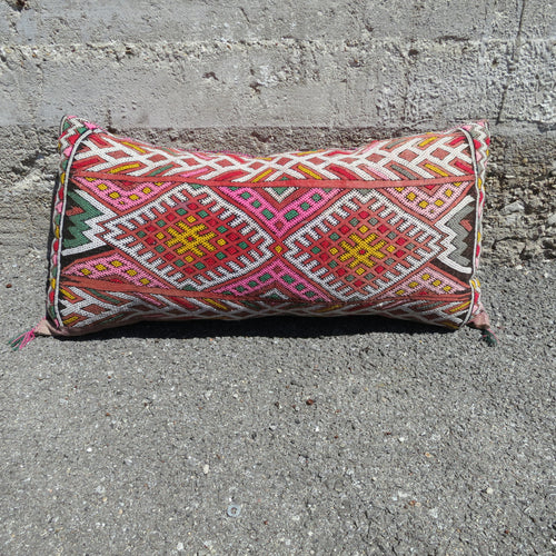 'PINKBERRY' BERBER WOOL PILLOW - Maven Collection