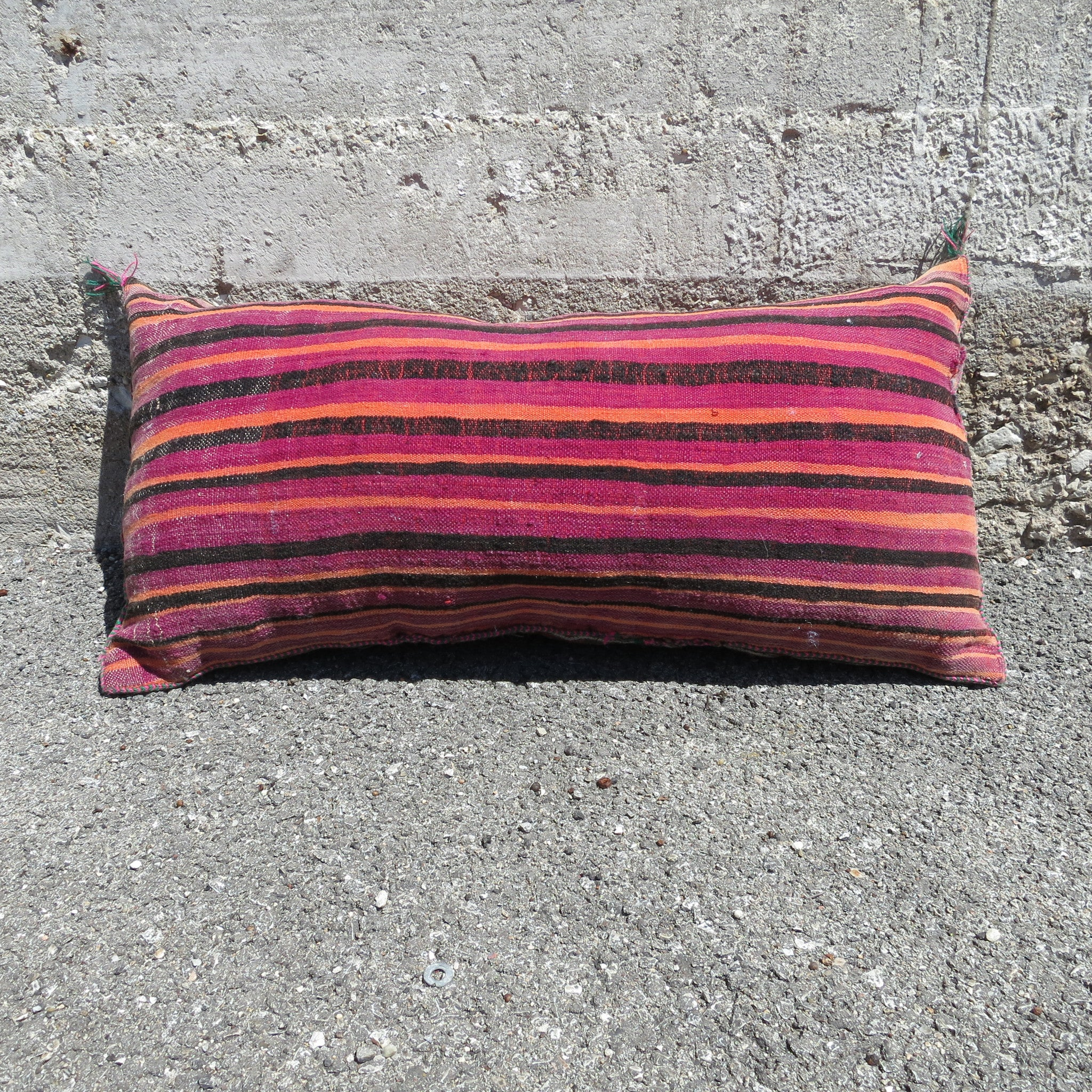 'PINKBERRY' BERBER WOOL PILLOW