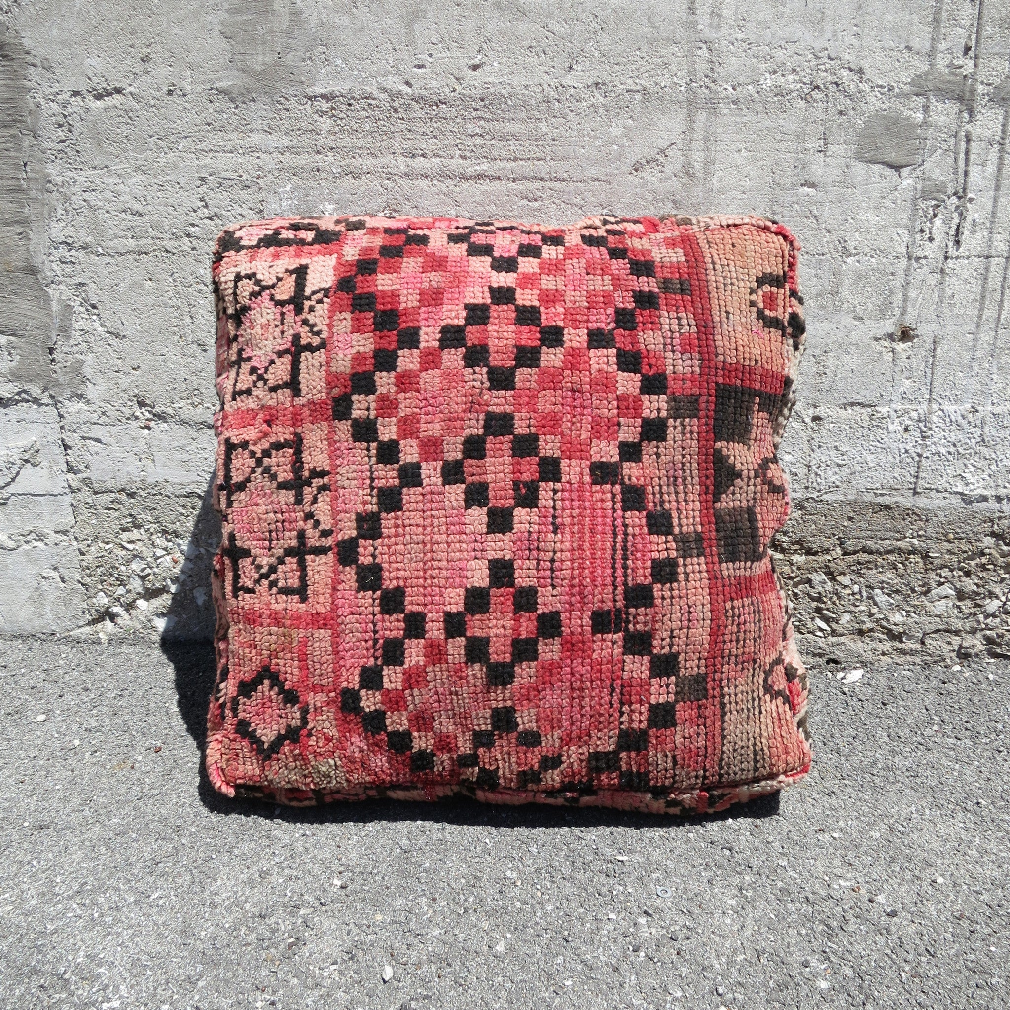 'PICNIC IN THE PARK'  MOROCCAN FLOOR PILLOWS - Maven Collection