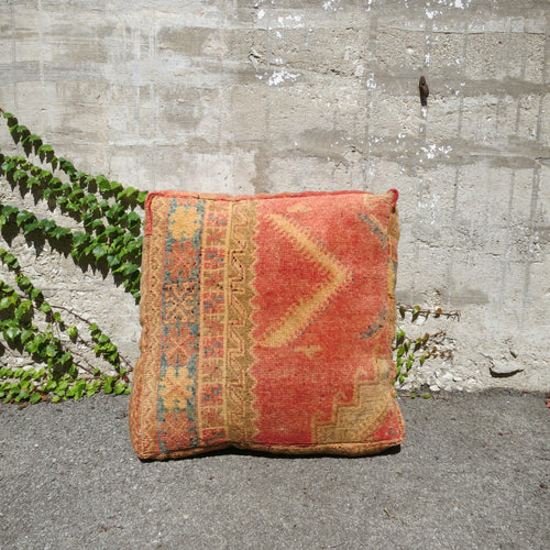 'VERONICA' MOROCCAN FLOOR CUSHION - Maven Collection